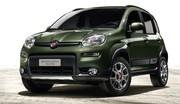 Nouvelle Fiat Panda 4x4 officielle