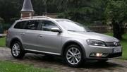 Essai Volkswagen Passat Alltrack 2.0 TDi 140 4Motion : la Passat qui se prenait pour un Touareg