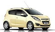 Chevrolet Spark : quelques petites mises à jour