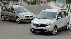 Essai Dacia Logan MCV 1.5 dCi 90 ch vs. Dacia Lodgy : Duel fratricide