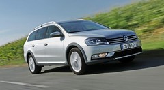 Essai Volkswagen Passat SW 4M : Le break qui défie les 4X4
