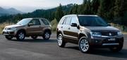 Le Suzuki Grand Vitara s'offre une petite cure de jouvence