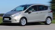 Essai Ford B-Max 1.0 EcoBoost 120 ch : Pas de montant B pour un accès MAX