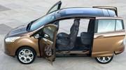 Essai Ford B-Max : la quadrature de la portière