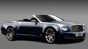Bentley : un grand cabriolet V12 pour concurrencer la Rolls-Royce Phantom Drophead