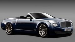 Bentley : un grand cabriolet V12 pour concurrencer la Rolls-Royce Phantom Drophead