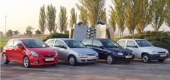 L'Opel Corsa fête ses trente ans