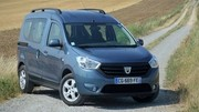 Dacia Dokker : les tarifs