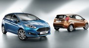 Ford Fiesta 2012 : lourd ravalement de façade