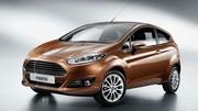 Ford Fiesta restylée : nouveau visage et nouveau cœur