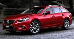 Mazda6 : la version break et les motorisations dévoilées