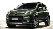 Fiat en 4x4 avec la Panda