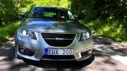 Saab : le nom survit mais le logo disparaît