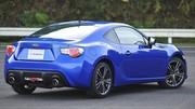 La Subaru BRZ démarre à 29 800 euros