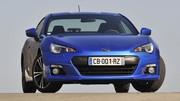 Subaru BRZ : les tarifs