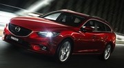 Nouvelle Mazda6 Wagon : Balle de break