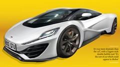 Des précisions sur la supercar McLaren P12
