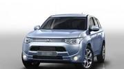 Mondial de Paris 2012 : Mitsubishi va jouer sur le ton de l'hybride