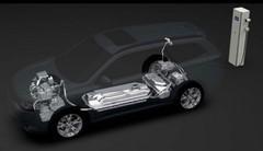 Premiers détails techniques sur le Mitsubishi Outlander hybride rechargeable