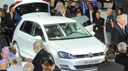 La VW Golf 7 est à vendre