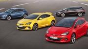 Essai Opel Astra et Astra OPC 2013 : De jeune fille sage à petite garce !
