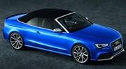 A la découverte de la nouvelle Audi RS5 cabriolet