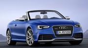 Audi RS5 Cabriolet : La tornade !