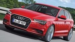Audi A3 (3e Generation) au Mondial de Paris