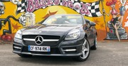 Essai Mercedes SLK 250 CDI : Alchimie réussie