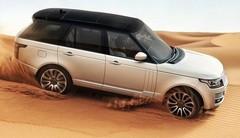 Une version hybride Diesel pour le nouveau Range Rover