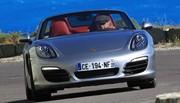 Essai Porsche Boxster S PDK : Auto collante