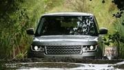 Nouveau Range Rover: des informations supplémentaires