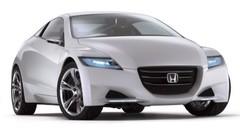 Honda : un CR-Z restylé en approche pour le Mondial de l'automobile