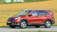 Essai Honda CR-V : Plus fort et bientôt en 4X2