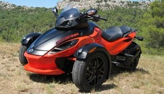 Essai Can-Am Spyder RS-S : sous hautes assistances