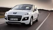 Peugeot 3008 HYbrid4 : les émissions réduites à 91 g/km
