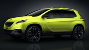 Peugeot 2008 Concept : Intentions précisées