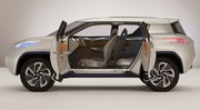 Nissan Terra : erre éloignée