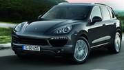 Porsche présentera le Cayenne S Diesel