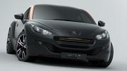 Peugeot RCZ R concept : les 260 ch sont pour bientôt