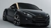 Peugeot RCZ-R Concept : un petit air de ONYX