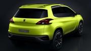 Peugeot 2008 Concept : Encore un peu de patience