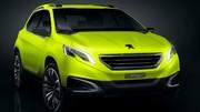Peugeot 2008 Concept : impression de déjà vu