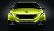 Peugeot 2008 Concept: des ambitions planétaires