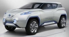 Nissan TeRRA : concept de SUV à pile à combustible