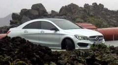 La Mercedes CLA enfin surprise toute nue