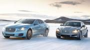 Jaguar : les détails de la transmission intégrale pour les XF et XJ