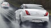 Une transmission intégrale et un nouveau V6 pour les Jaguar XF et XJ