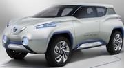 TeRRA : le SUV électrique de Nissan