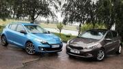 Essai Kia Cee'd vs Renault Mégane : La conquête de l'Ouest